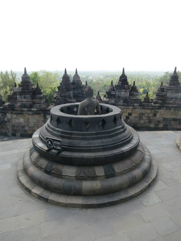 Borobudar, Java, Indonesia